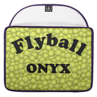 Flyball ONYX, 20,000 Points Sleeves For MacBooks