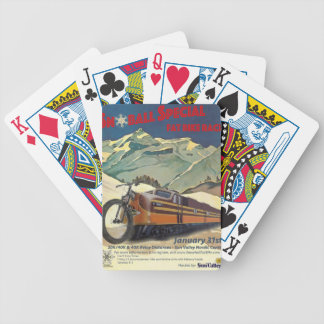 FLYER-5 copy Bicycle Playing Cards