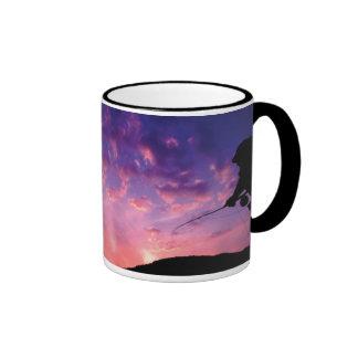 FlyFishing at Sunset Mug