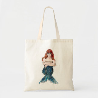 FlyGirl Mermaid Budget Tote