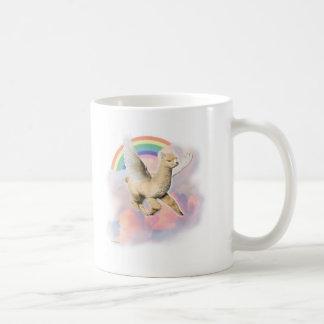 Flyin Paca Basic White Mug