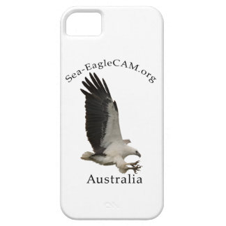Flying Adult Sea-Eagle i phone case