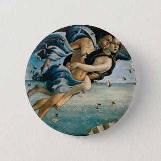 flying away in love 2 inch round button