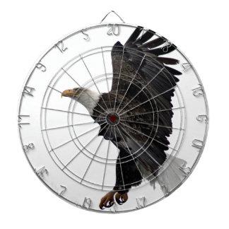 Flying Bald Eagle Dartboards