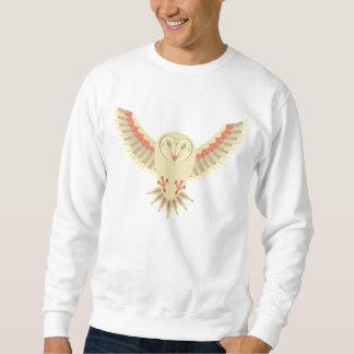 Flying Barn Owl Sweatshirt