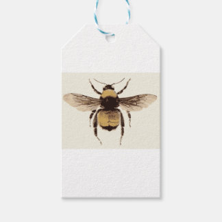 Flying Bee Gift Tags