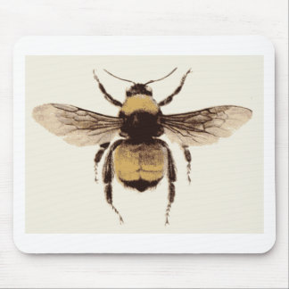 Flying Bee Mouse Pad