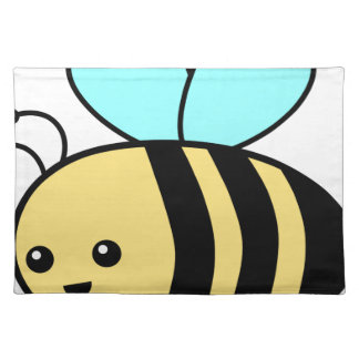 Flying Bee Placemat