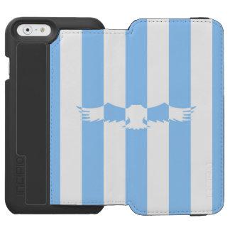 Flying Bird with Lines Incipio Watson™ iPhone 6 Wallet Case