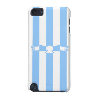 Flying Bird with Stripes iPod Touch 5G Cases