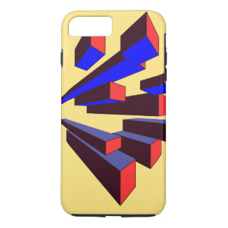 Flying Boxes Phone Case