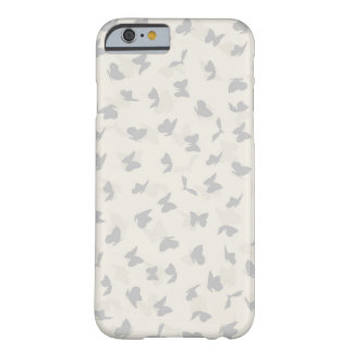 flying butterflies in pastel colors barely there iPhone 6 case