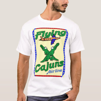 Flying Cajuns T-Shirt