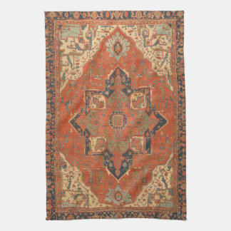 Flying Carpet Ride Kitchen Towel