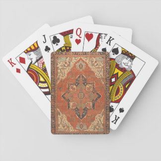Flying Carpet Ride Playing Cards
