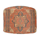 Flying Carpet Ride Round Pouf