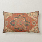 Flying Carpet Ride Throw Pillow