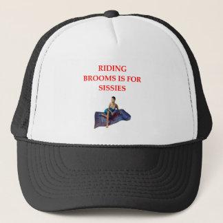 FLYING CARPET TRUCKER HAT