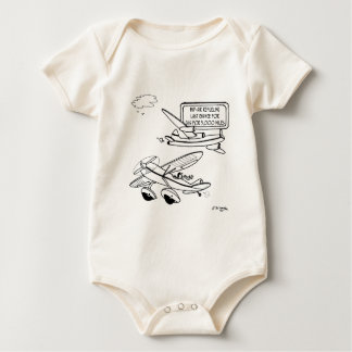 Flying Cartoon 3682 Baby Bodysuit