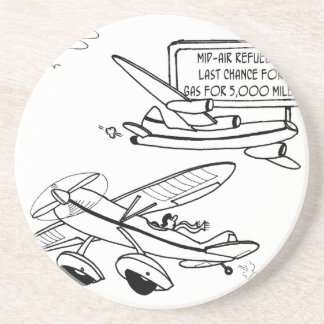 Flying Cartoon 3682 Coaster
