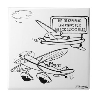 Flying Cartoon 3682 Tile