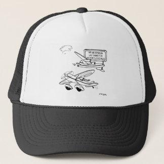 Flying Cartoon 3682 Trucker Hat