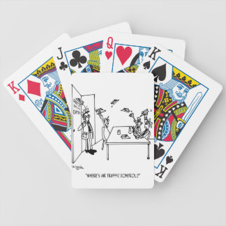 Flying Cartoon 4304 Bicycle Playing Cards