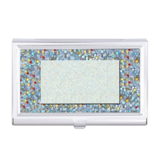 Flying Colours Business Card Holder