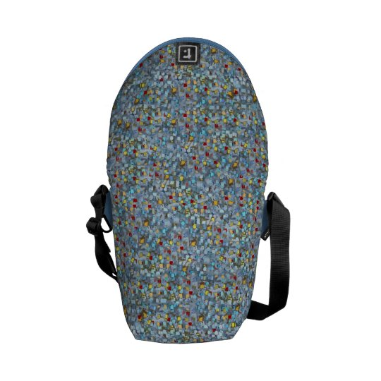 Flying Colours Courier Bag