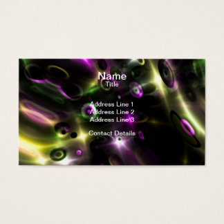 Flying Discs Business Card
