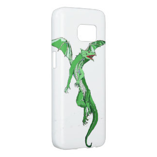 flying dragon Samsung S7 phone case
