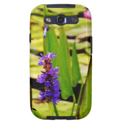 Flying Dragonfly Galaxy SIII Cover