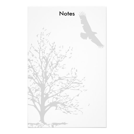 Flying Eagle Note Pad Stationery Paper
