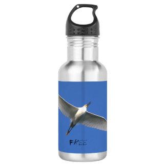 Flying Egret Water Bottle