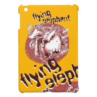 flying elephant cover for the iPad mini