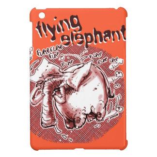 flying elephant iPad mini cases