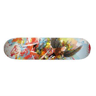 Flying FawazO Skateboard