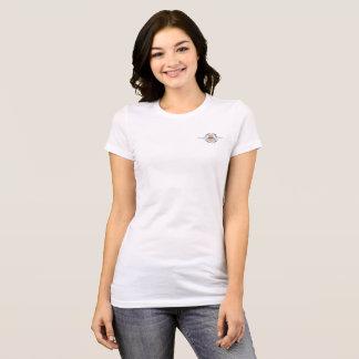 Flying Fedora Skull Dieselpunk Women's T-Shirt