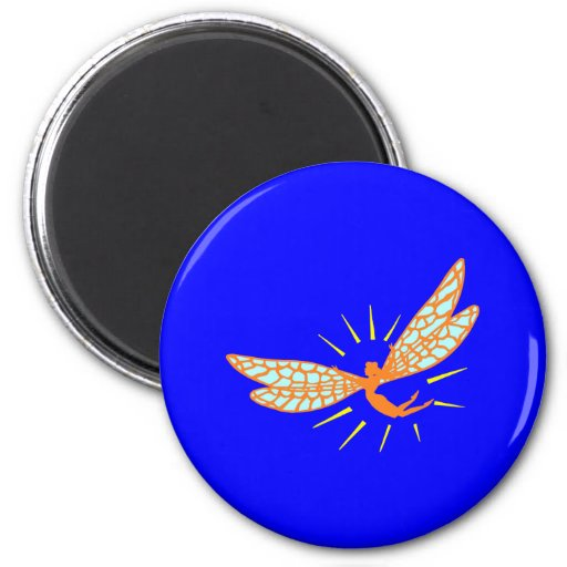 flying Fee flying fairy Magnets