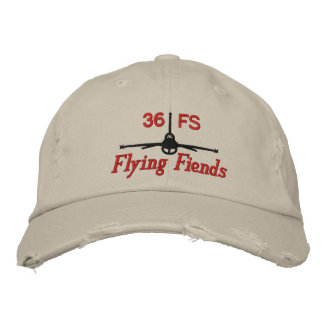 Flying Fiend Golf Hat