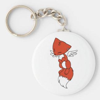 Flying Fox Keychain
