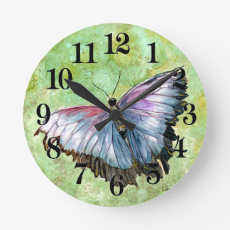 Flying Free Medium Wall Clock