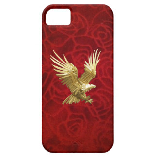 Flying Gold Eagle iPhone 5 Case