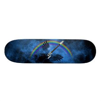 Flying Guitar Skate Decks