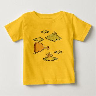 Flying Ham Bone Baby T-Shirt