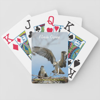 Flying hawk Bicycle® Playing Cards