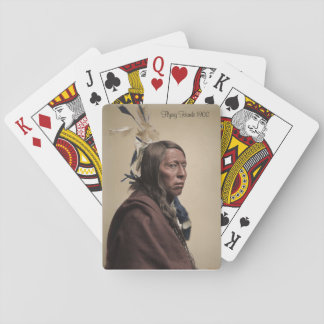 """Flying Hawk"" Playing cards"