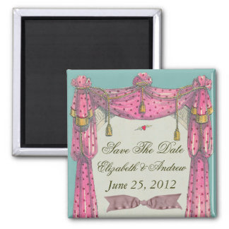 Flying Heart ~ Magnet Save the Date Love