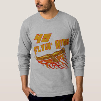 Flying High 45th Birthday Gifts T-Shirt