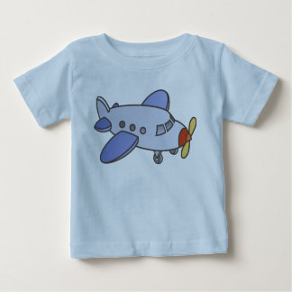 Flying High Airplane Baby T-Shirt